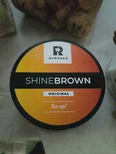 Byrokko Shine Brown Tan up Bräunungsbeschleuniger Solariumcreme Bräunungscreme