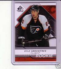 KYLE GREENTREE AUTHENTIC ROOKIE SP GAME USED 08/09 RC