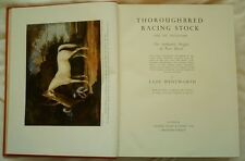 LADY WENTWORTH THOROUGHBRED RACING STOCK HORSE RACING RACEHORSE ARAB HORSE BOOK