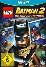 Nintendo Wii U Lego Batman 2 DC Super Heroes guterzust.