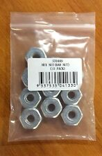 10 Chainsaw Guide Bar Nuts repl. Stihl 0000-955-0801 024 026 029 044 046 MS360