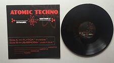 Ref586 Vinyle 33 Tours Atomic Techno 2 FlyTox / Ambrosia