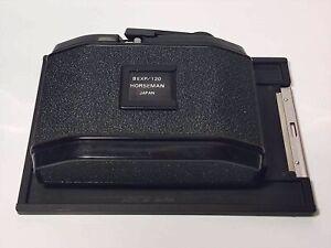 【 NEAR MINT 】Horseman 8EXP 120 6x9 Roll Film Back Holder for 4x5 From JAPAN #715