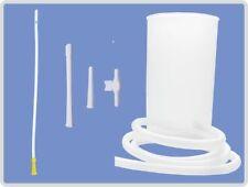 Irrigator-Set mit Darmrohr, 1 Liter