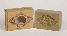 Menthe poivrée - Original alepposeife de zhenobya - Savon en forme d' alèpe -
