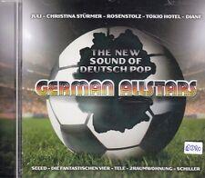 German Allstars + CD + The New Sound Of Deutsch Pop + 17 starke Hits aus Germany