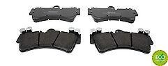 Ferodo Front Brake Pad for Audi Q7 Porsche Cayenne VW Touareg 4LB 9PA 7L6 7L7