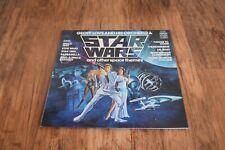 "Geoff Love & His Orchestra – Star Wars12"" vinyl SOUNDTRACK LP"
