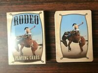 Rodeo Playing Cards Poker Size Deck USPCC Custom Limited Edition