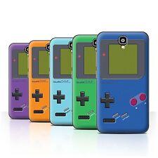 STUFF4 Back Case/Cover/Skin for Huawei Y5 /Y560/Video Gamer/Gameboy