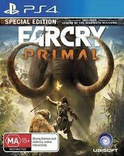 Far Cry: Primal - Special Edition (Sony PlayStation 4, 2016)