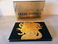 Manny MUA eyeshadow palette Greek Goddess LUNAR BEAUTY NEW GENUINE LE YOUTUBE LE