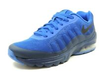Nike Air Max Invigor Print Mens Shoes 749688 001 Running Blue Black Mesh