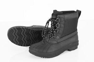 Stallschuhe Crosslander® Schnürstiefel »Outdoor, hoch schwarz USG  NEU