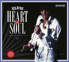 ELVIS PRESLEY - HEART 'N' SOUL AND SOME MIGHTY FINE ROCK   -  E.P. Collector