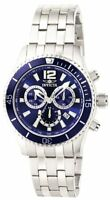 Invicta Mens Specialty Collection Chronograph Stainless Steel Watch ()