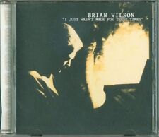 Brian Wilson/Beach Boys - I Just Wasn'T Made For These Times Cd Perfetto