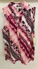 DANA BUCHMAN SLEEVELESS TOP - Size  PS - NEW with tags