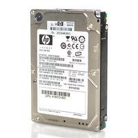"HP 512544-001 Seagate 2.5"" 72GB 15K 16MB SAS Hard Drive ST973452SS DH0072FAQRD"
