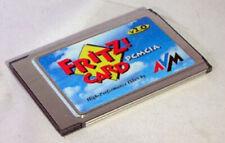 AVM Fritz! ISDN FRITZ!Card PCMCIA V2.0 Modem Fritz Notebook Laptop