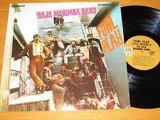 "STEREO LATIN LP - BAJA MARIMBA BAND - A&M 4136 - ""FOWL PLAY"""