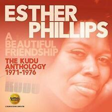 Esther Phillips - A Beautiful Friendship: The Kudu Anthology (1971-197 (NEW 2CD)