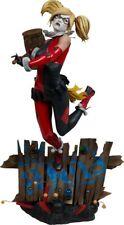 "BATMAN - Harley Quinn 19"" Premium Format Statue (Sideshow Collectibles) #NEW"