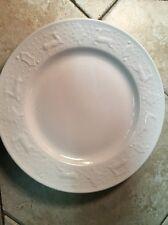 White Porcelain Christmas Dinner Set Service For 4