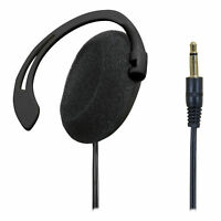 Mercury Single Mono Security Headphone Earpiece 1.1m