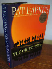 1st/2nd Printing THE GHOST ROAD Pat Barker BOOKER PRIZE Modern Fiction