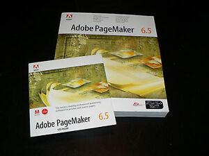 Adobe PageMaker 6.5 für Mac niederländische Vollversion Nederlandse versie