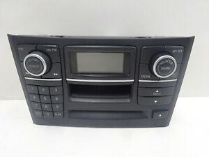 2009 VOLVO XC90 CD RADIO STEREO CONTROL PANEL & SCREEN 31300031 31300035