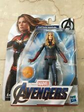 """CAPTAIN MARVEL """" AVENGERS """" ACTION FIGURE , NUOVO"""