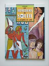 EO 1987 (très bel état) Les héritiers du Soleil 2 (le prophète de sable) Convard