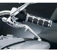 "1"" Handlebar Hand Grips For Honda Shadow ACE Aero Spirit 750 1100"