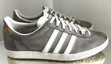 Adidas gazelle Trainers grey suede UK Size 7