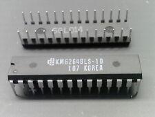 1PC Samsung KM6264BLS-10 DIP28 8K x 8 bit Static RAM NOS