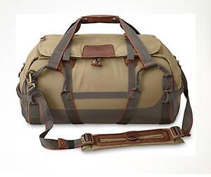 NWT Eddie Bauer mens or womens Adventurer Medium Duffel Bag Retail $179