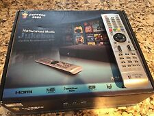 Popcorn Hour A-210 Networked Media Jukebox with Remote with original box