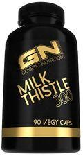GN Laboratories Milk Thistle 300 Mariendistel Extrakt Silymarin 90Caps +Geschenk