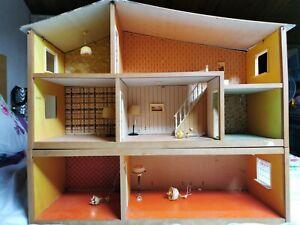 lundby vintage maison de poupee