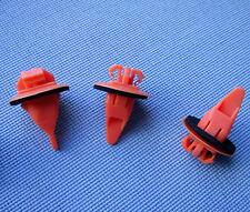 (2271) 10x zierleistenklammern clip klip las molduras soporte para toyota, lexus