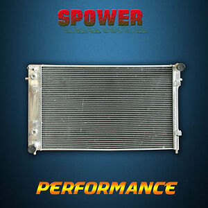 Aluminum Radiator For Holden Commodore VY Statesman WK GEN3 V8 5.7L AT 2002-2004