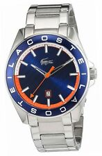DESIGNER Lacoste Men's 2010886 Westport Stainless Steel Bracelet Watch