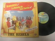 Banana/ La Rumba De San Martin, The Rebels K-20018 (VG)