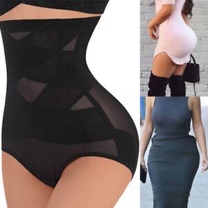 Body Shaper Control Belly Slim Panty Corset High Waist Shapewear Underwear Women