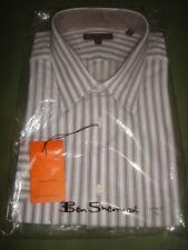 BEN SHERMAN DRESS SHIRT 17, 34-35