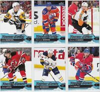2016/17 Authentic UD Young Guns Rookie Cards  U-Pick + FREE COMBINED SHIPPING!