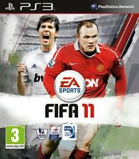 PS3 GAME FIFA 11 2011 Football