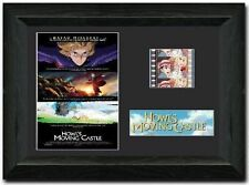 Howl's Moving Castle 35 mm Framed Film Cell Display  Stunning Collectible